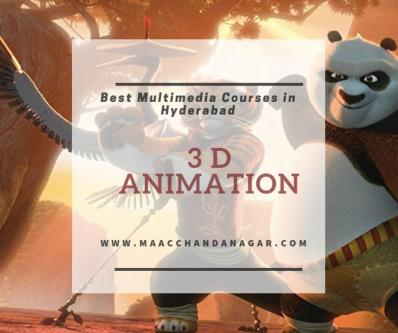 Top & Best 3D Animation & Multimedia Institute in Hyderabad-Services-Computer & Tech Help-Hyderabad