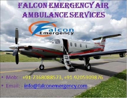 Availability of medical emergency Air Ambulance in Raipur-Services-Health & Beauty Services-Health-Raipur
