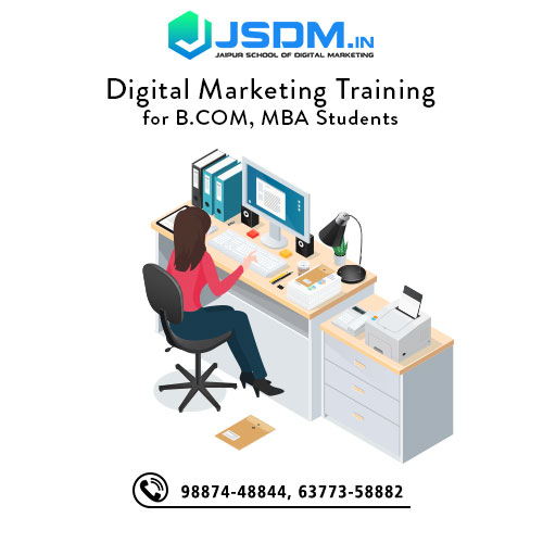 JSDM Digital marketing Training Institute in Jaipur for MBA-Classes-Computer Classes-Other Computer Classes-Jaipur