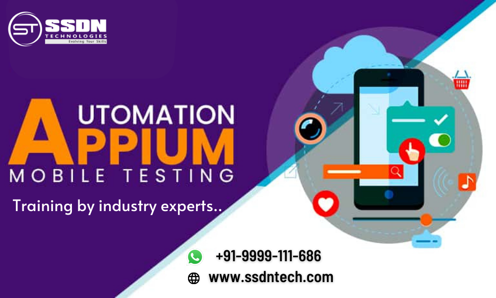 Join The Best Appium Training Institute in Gurgaon-Classes-Computer Classes-Other Computer Classes-Gurgaon