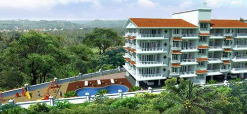 Casa Rio launched a Studio,1 BHK and 2 BHK Apartments in Mapusa,-Services-Real Estate Services-Goa