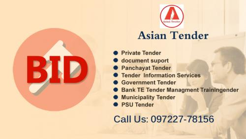 chhattisgarh Tenders - Bank, Municipality - Asian Tender-Services-Construction-Raipur