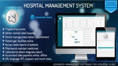 Hospital Website with Management System-Services-Computer & Tech Help-Rajpur Sonarpur