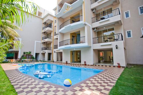 hotel apartments in Goa | Goa Holiday Package-Services-Travel Services-Goa
