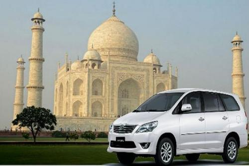 Golden Triangle Tour Agra Jaipur Package-Services-Travel Services-Jamnagar