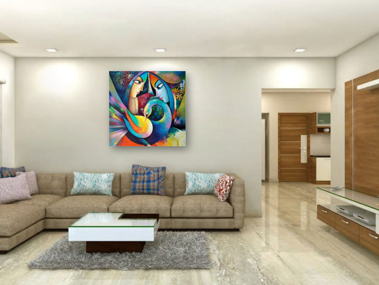Wall Paintings for Living Room-Jobs-Arts & Culture-Coimbatore