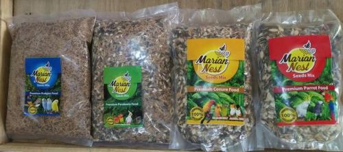 Budgies, Parakeet, Conure, Big parrot seeds mixes available-Pets-Pet Supplies-Chennai