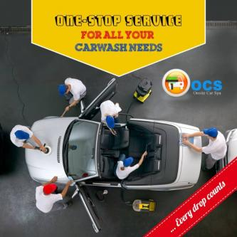 Car Cleaning Services at your door step at Banjarahills-Services-Automotive Services-Hyderabad