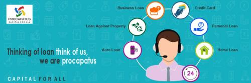 Procapatus is Loans Service Provider-Services-Insurance & Financial Services-Pune