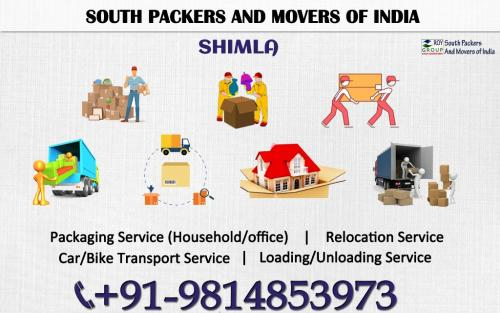 Packers and Movers in Shimla | 9814853973-Services-Moving & Storage Services-Shimla