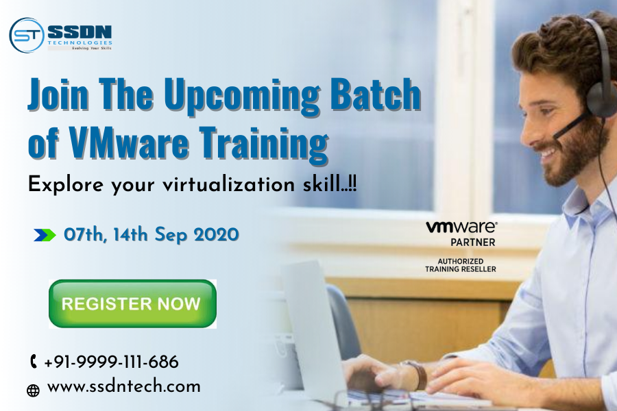 Join The VMware Training Company in Gurgaon-Classes-Computer Classes-Other Computer Classes-Gurgaon