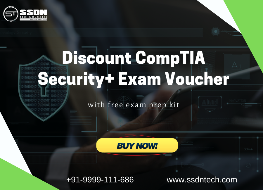 Discounted CompTIA Security+ Exam Voucher Cost-Classes-Computer Classes-Other Computer Classes-Gurgaon
