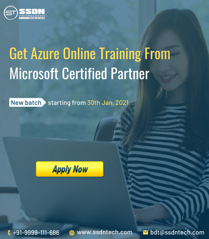 Microsoft Azure Course in Noida-Classes-Computer Classes-Other Computer Classes-Noida