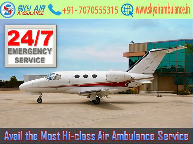 Sky Air Ambulance in Kolkata with Trusted Medical Support-Services-Health & Beauty Services-Health-Kolkata