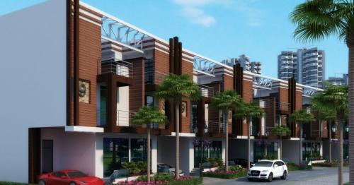 4 BR, 4570 ft² – Luxury Villas in Yamuna Expressway, Greater Noida-Param Homes-Real Estate-For Sell-Houses for Sale-Hyderabad