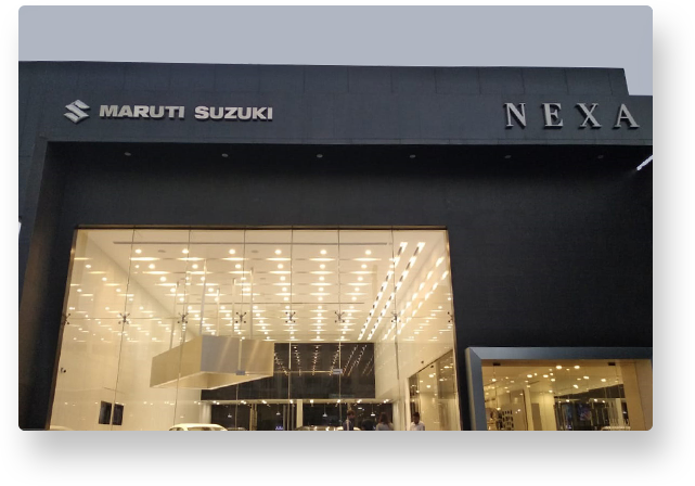 NEXA Car Showroom at Kataria Automobiles in Bhakti Nagar.-Vehicles-Cars-Maruti Suzuki-Rajkot