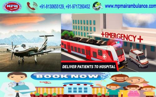 Best health care treatment and specialized team by MPM Air Ambul-Jobs-Health Care-Chandigarh