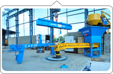 Concrete Pipe Machine Manufacturer - Apollo HawkeyePedershaab Co-Vehicles-Construction Machinery-Ahmedabad