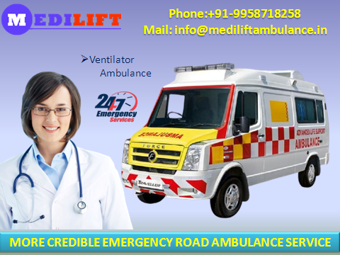 Finest Ambulance Service in Kankarbagh Patna by Medilift-Services-Health & Beauty Services-Health-Patna