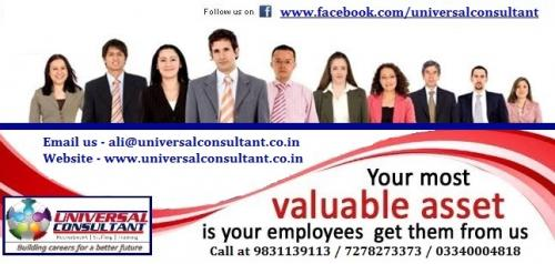 Urgent Opening for HR Generalist for a Automobile Company-Jobs-Information Technology-Kolkata