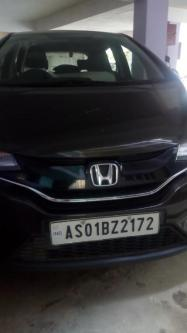 Preowned Honda Jazz, Carnelian red pearl-Vehicles-Cars-Honda-Guwahati