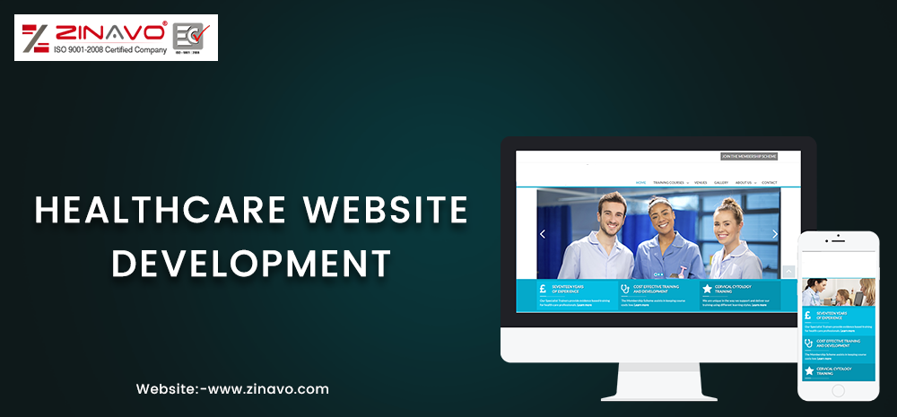 Healthcare Website Development Company-Services-Other Services-Bangalore