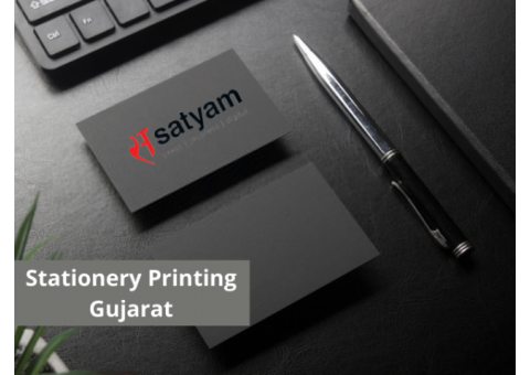 Stationery Printing in Gujarat-Services-Other Services-Ahmedabad