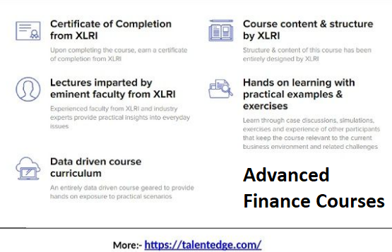 Advanced Finance Courses-Services-Other Services-Gurgaon