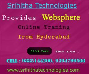 May 1st – Best IBM Websphere online training from hyderabad-Classes-Computer Classes-Programming Classes-Hyderabad