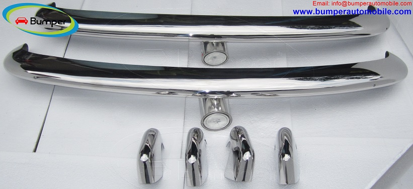 Volkswagen Type 3 bumpers stainless steel-Vehicles-Car Parts & Accessories-Ahmedabad