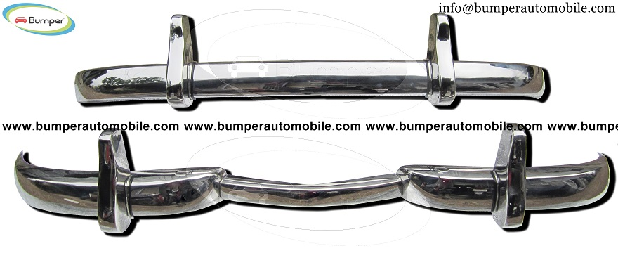 Mercedes W186 bumper stainless steel -Vehicles-Car Parts & Accessories-Ahmedabad