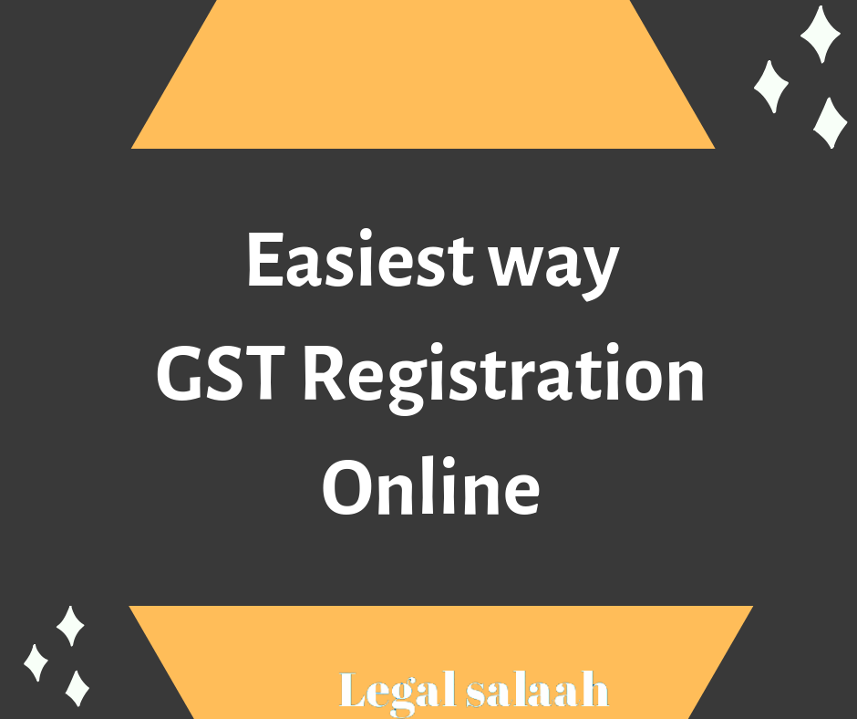 Get Online GST Registration at Legal Salaah -Services-Legal Services-Delhi
