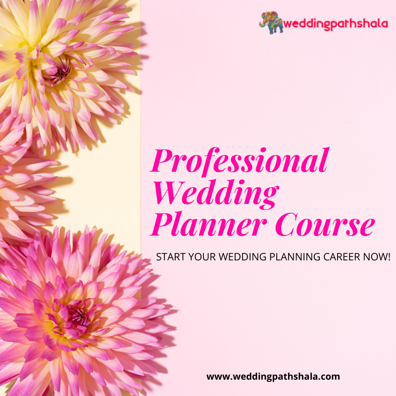 Certificate in Wedding Planning Course in Bangalore- WP-Classes-Continuing Education-Bangalore