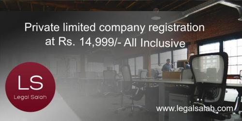 Private limited company registration 14,999 All Inclusive-Services-Legal Services-Rajpur Sonarpur