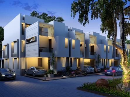 Buy Luxurious Duplex in Ahmedabad - The Bungalows-Real Estate-For Sell-Flats for Sale-Ahmedabad