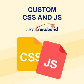 Prestashop Custom CSS and JS Module by Knowband-Services-Web Services-Ahmedabad