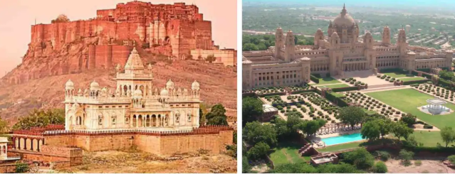 Book Jodhpur Holiday Tour Packages at Best Price via Padharo-Services-Travel Services-Jodhpur