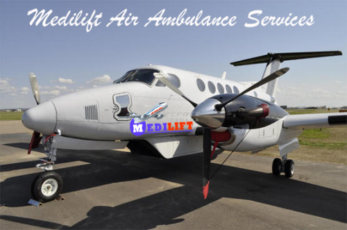 Avail India's Best Medilift Air Ambulance Services in Raipur-Services-Health & Beauty Services-Health-Raipur