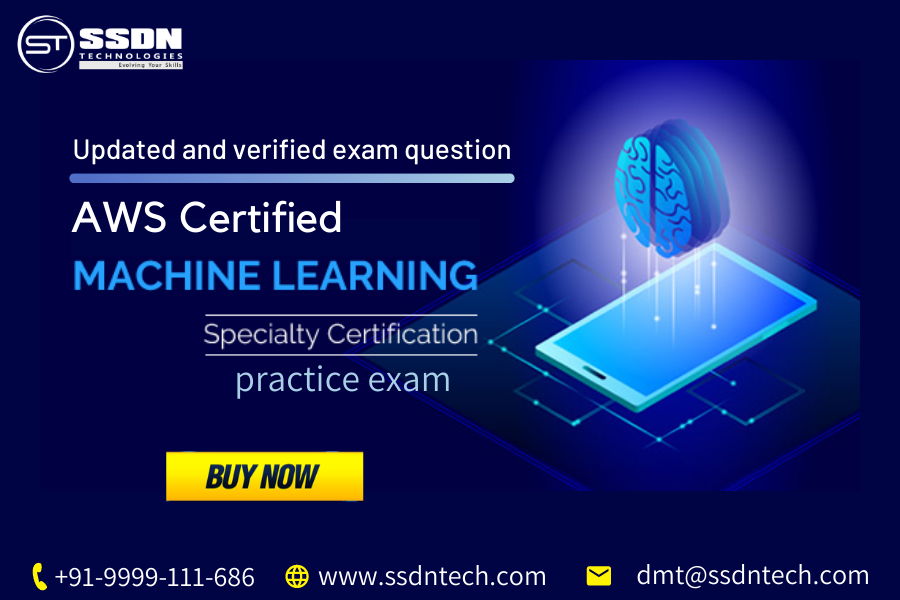 AWS Machine Learning Certification Questions-Classes-Computer Classes-Other Computer Classes-Gurgaon