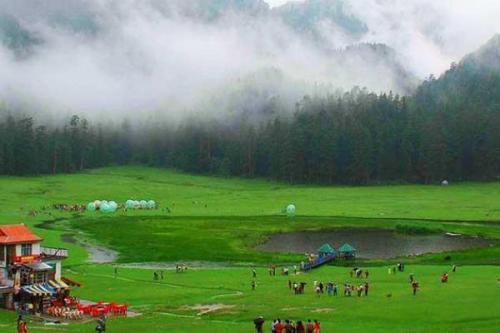 WEEKEND IN MINI SWITZERLAND, KHAJJIAR-Services-Travel Services-Shimla