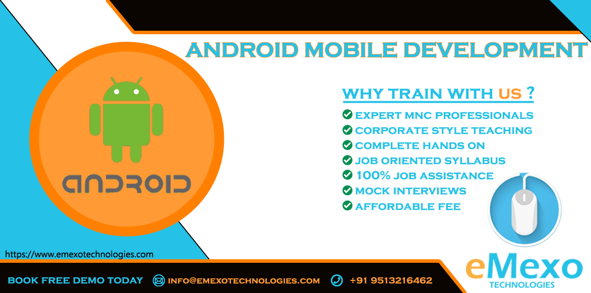 Android Training Institute in Electronic City Bangalore-Events-Other Events-Bangalore
