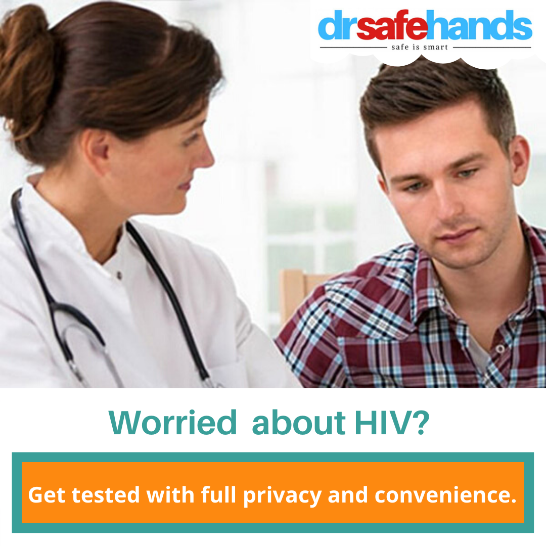 Worried about HIV? Book your HIV Test from DrSafeHands -Services-Health & Beauty Services-Health-Delhi