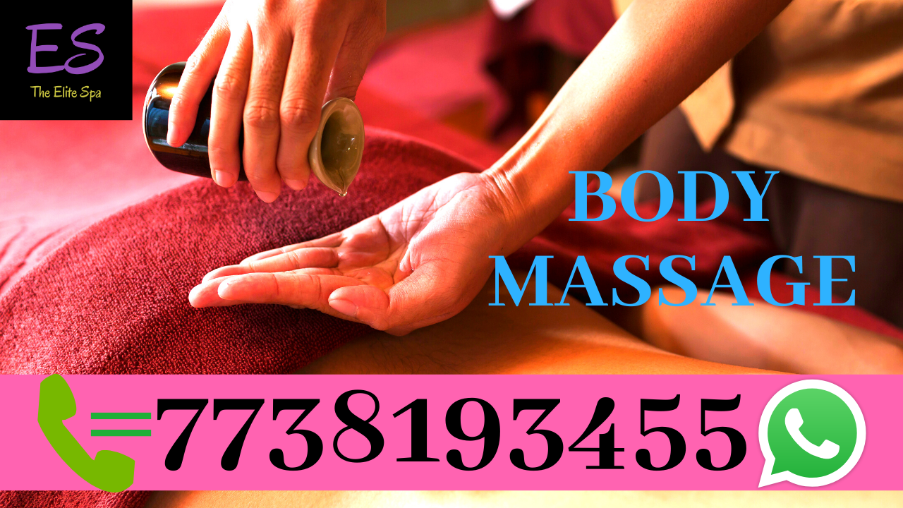 Full Body Massage in Ahmedabad Paldi Elite Spa-Services-Health & Beauty Services-Ahmedabad