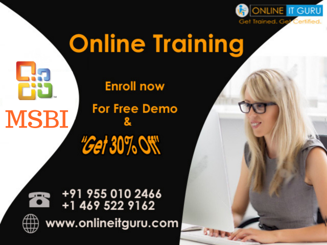 Msbi Online Training Hyderabad | Msbi Course-Classes-Other Classes-Hyderabad