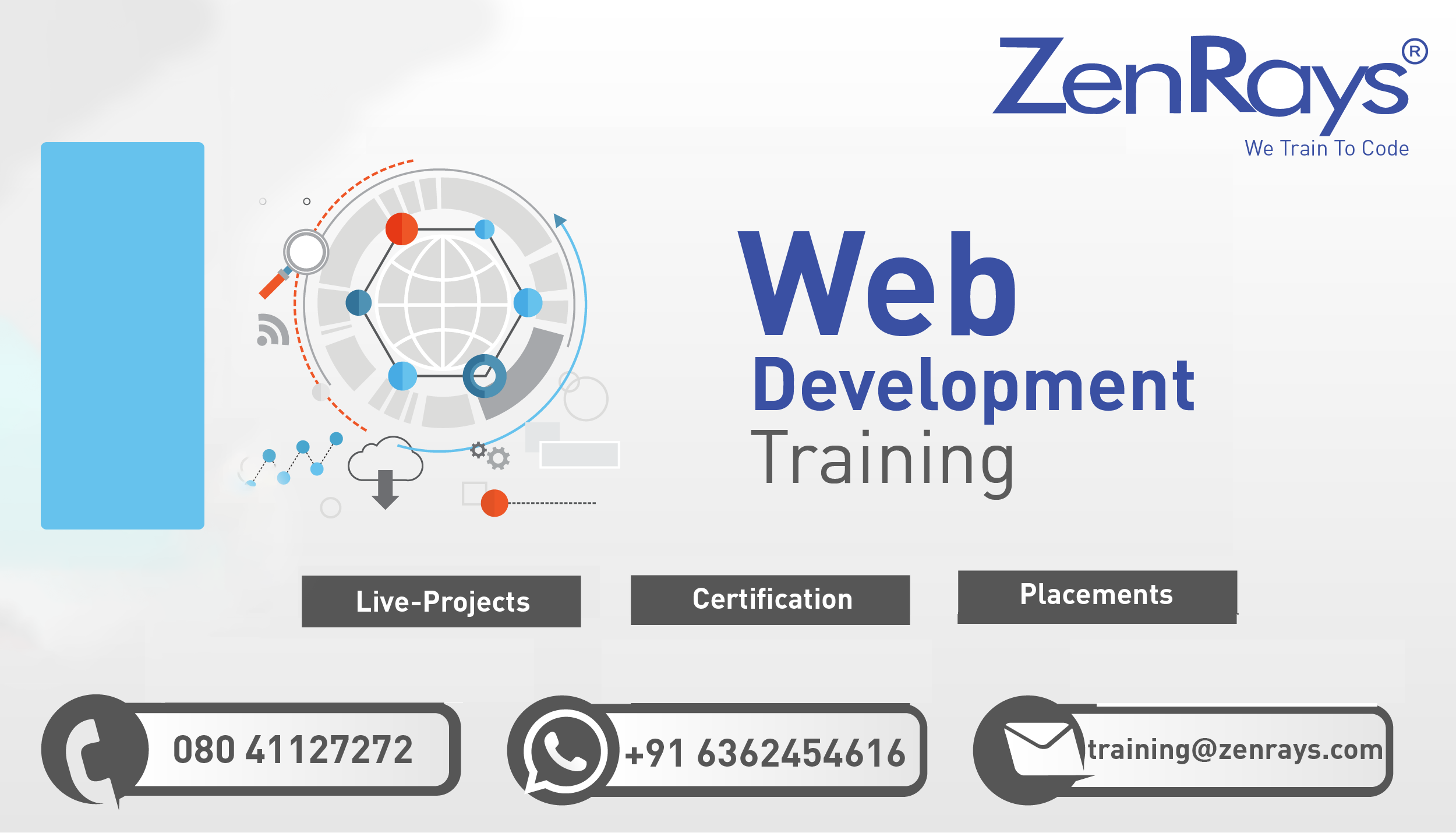 Best Web Development training Institute in Bangalore-Services-Career & HR Services-Bangalore