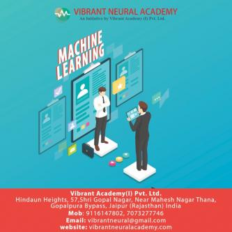 Best Coaching Centre in Jaipur for Machine Learning-Jobs-Education & Training-Jaipur