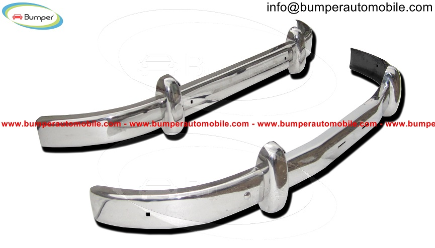 Saab 93 bumper kit by stainless steel -Vehicles-Car Parts & Accessories-Ahmedabad