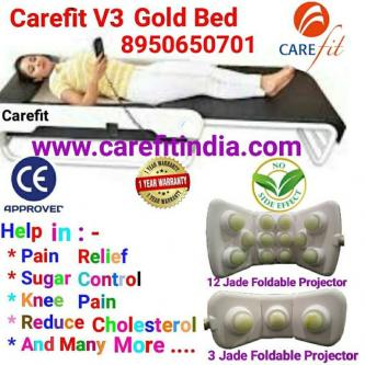 Carefit V3 Gold Plus Therapy Bed-Services-Health & Beauty Services-Health-Karnal