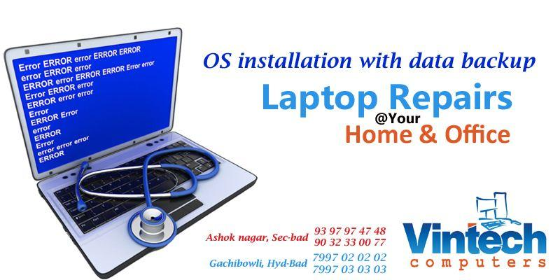 Computer repair shop near me in Badangpet - 9397974748-Services-Computer & Tech Help-Hyderabad