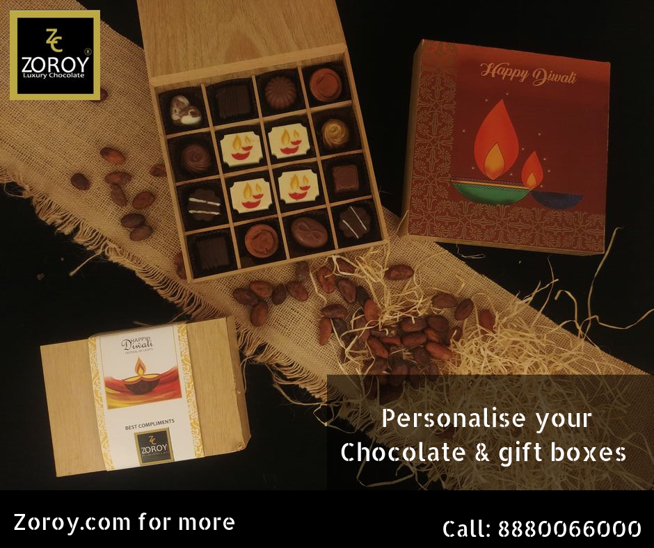 Buy Diwali Chocolate Gift Hampers for Corporate Gifting-Services-Other Services-Bangalore